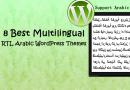 8 Best Multilingual, RTL Arabic WordPress Themes