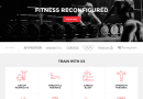 JustFit: Best wordpress for fit sites