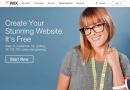 Create your free website with Wix